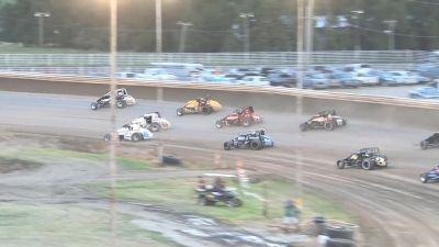 24/7 Replay: USAC Silver Crown at Belleville 7/31/15