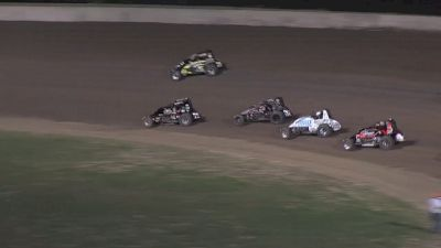 24/7 Replay: 2014 USAC Sprints at Junction Motor Speedway