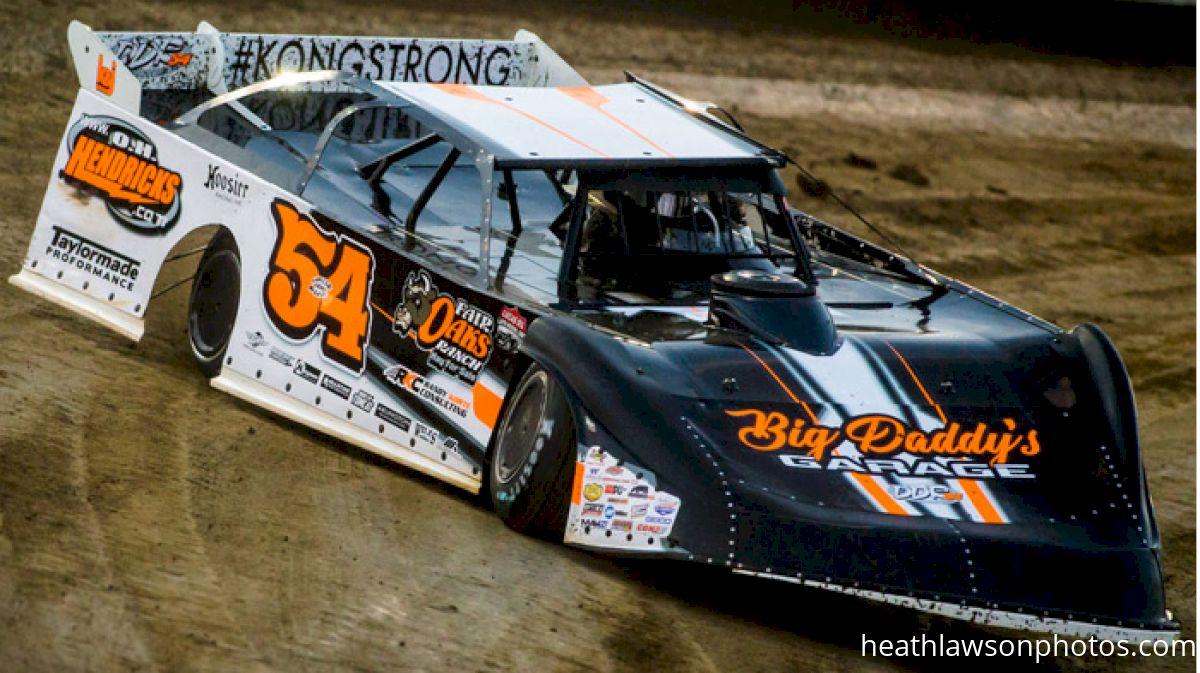Western Tennessee driver Dane Dacus