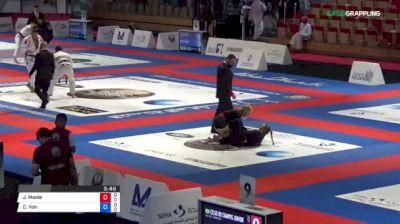 Julia Maele vs Charlotte Von Baumgarten 2018 Abu Dhabi World Professional Jiu-Jitsu Championship