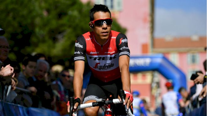 Colombian Cyclist Pantano Receives Four-Year Doping Ban