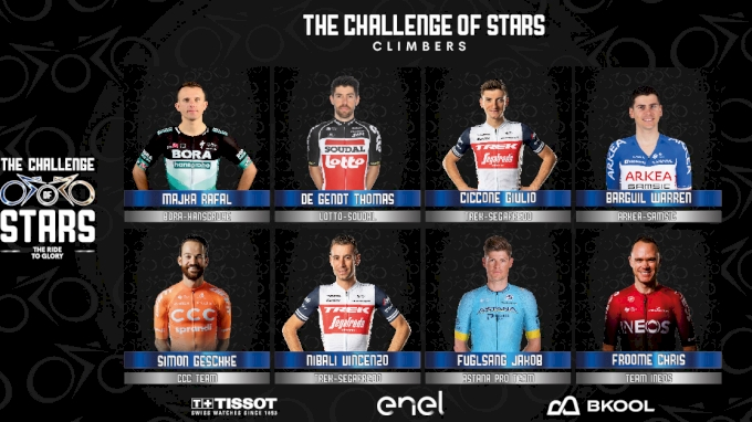 picture of 2020 The Challenge of Stars