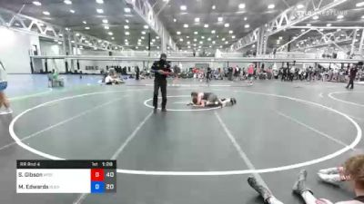 165 lbs Prelims - Shelby Gibson, Misfits Code Red vs Maia Edwards, Buckeye Girls