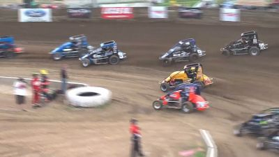24/7 Replay: USAC Midgets at Belle-Clair 5/10/14