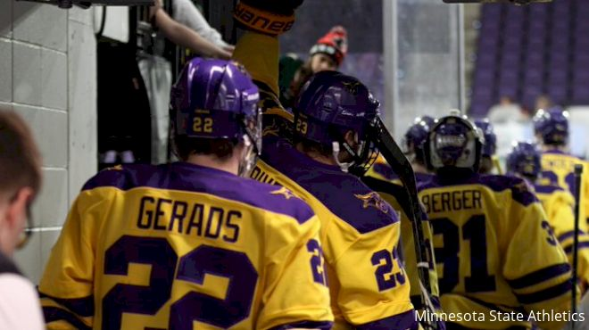 Game 2 Of Minnesota State-Bemidji State Series Postponed