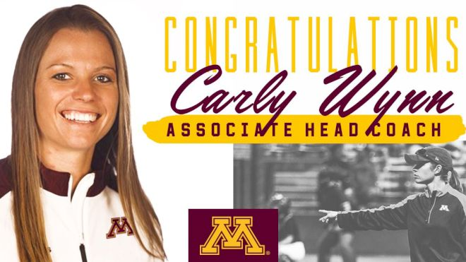 Carlyn Wynn Named Minnesota Associate Head Softball Coach