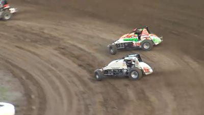24/7 Replay: USAC Sprints at Cedar Lake 8/8/15
