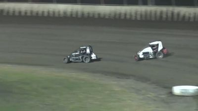 24/7 Replay: USAC Gold Crown Nationals at Tri-City 10/8/16