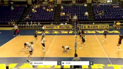 Marquette vs UTSA - 2021 UTSA vs Marquette - Women's