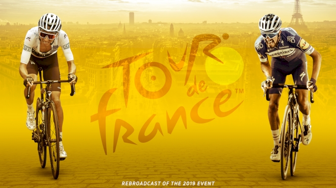 picture of 2019 Tour de France Rebroadcast (French Commentary)
