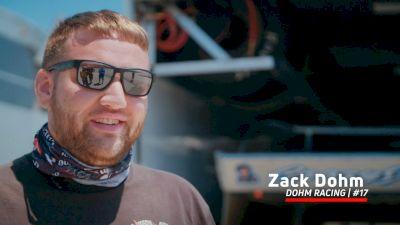 Zack Dohm Has Had A Tough Eldora Weekend