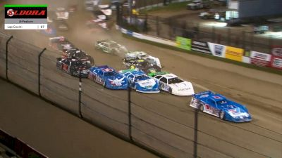 Highlights | Eldora Dirt Late Model Stream Night #3