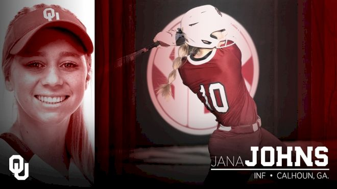 Junior Infielder Jana Johns Transfers To Oklahoma