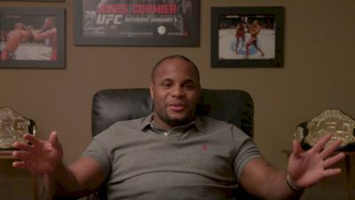 Cormier Wanted To Wrestle Greco Right Out Of College