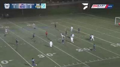 Replay: Marquette vs Butler | Oct 20 @ 7 PM