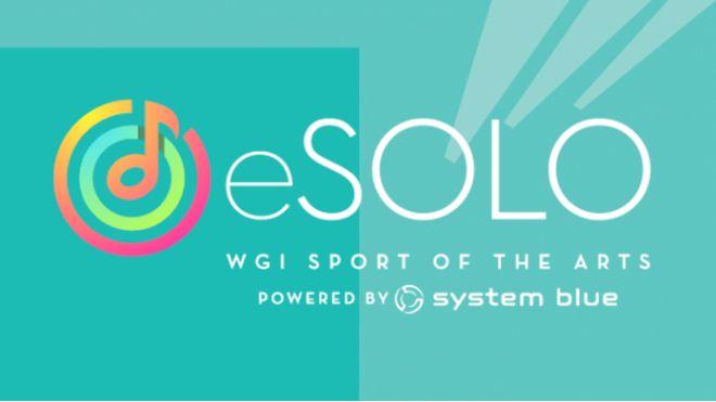 2020 WGI eSolo Virtual Competition