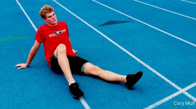 Matthew Boling Is Ready For His Next NCAA Race