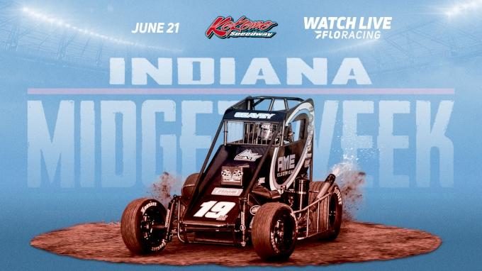 picture of 2020 Kokomo Speedway | Indiana Midget Week