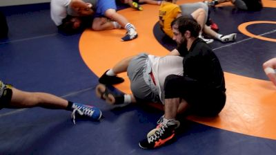 Modify Your Chest Wrap With This Tip Zane Richards Picked Up In Russia