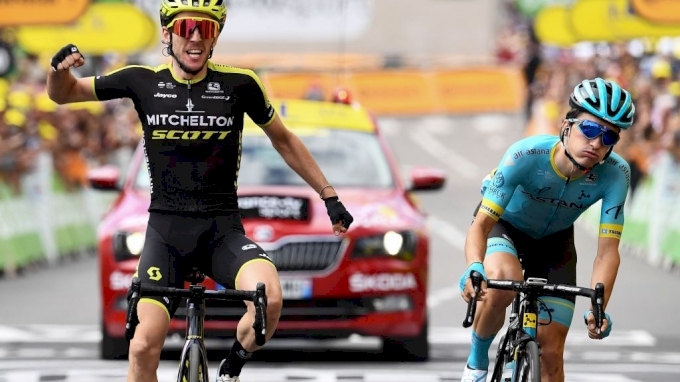 Highlights: Yates Completes Set Tour Stage 12