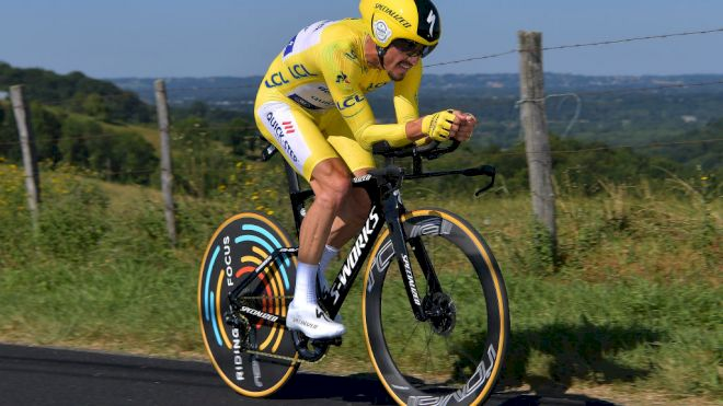 Les Deux Contre-la-Montre du Tour de France Sont La Clé Du Maillot Jaune
