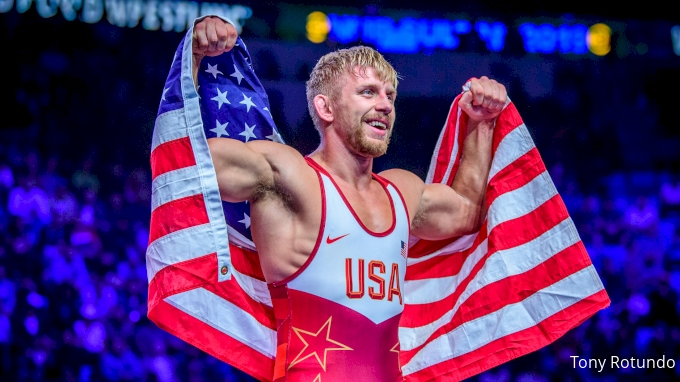 picture of Kyle Dake