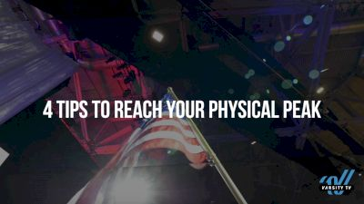 US National Team Athletic Trainer Gives 4 Tips To Reach Your Physical Peak