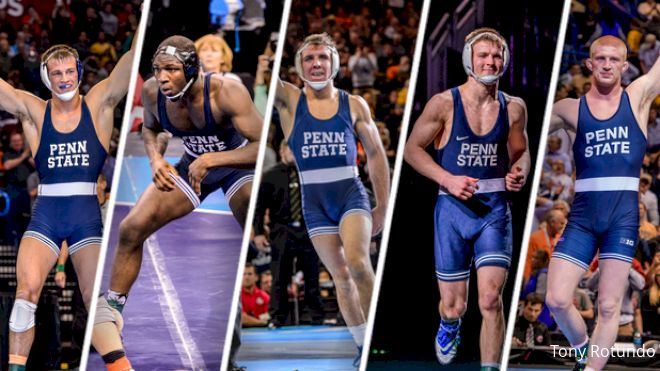 Ranking The Top Five Penn State Wrestlers Of All-Time