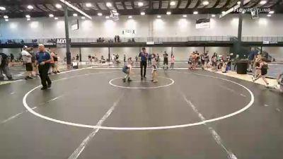 67 lbs Semifinal - Carter Marsh, Basement Brawlers vs Cameron Cooper, Midwest RTC