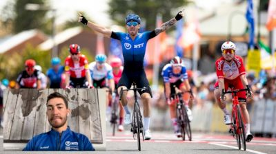 Pro Breakdown: Nizzolo Gives NTT Its First Win in The Tour Down Under