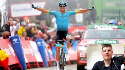 Pro Breakdown: Fuglsang's Solo Vuelta Victory