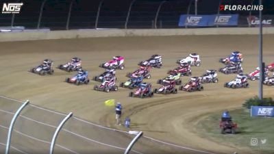USAC Midget Feature | IMW at Lawrenceburg Speedway