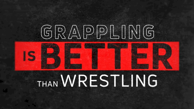 picture of Grappling Is Better Than Wrestling