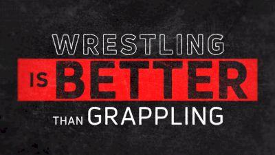 Wrestling vs Grappling (Trailer)