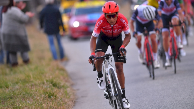 Nairo Quintana Reborn & Ready For Tour Win
