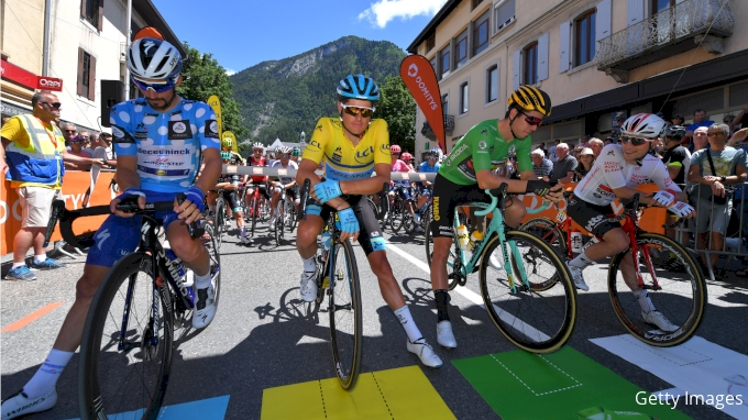 picture of 2020 Criterium du Dauphine