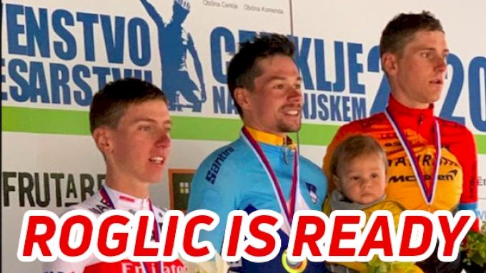 Roglic Returns & Early TDF Pick