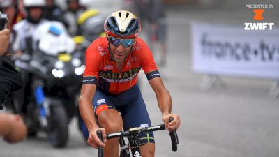 Highlight: Nibali Saves Tour For Bahrain Merida On Stage 20