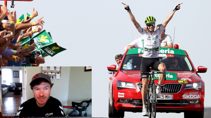 Breakdown: King's 2nd Vuelta Win 'Way Harder'