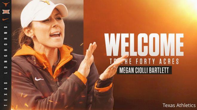 Texas Softball Announces Megan Ciolli Bartlett As Assistant Coach