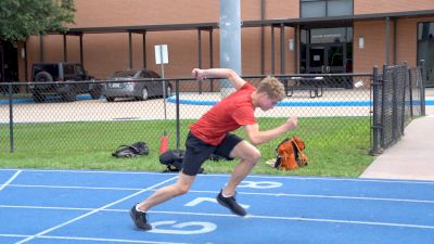 Workout Wednesday: Matthew Boling Is Back On The Track