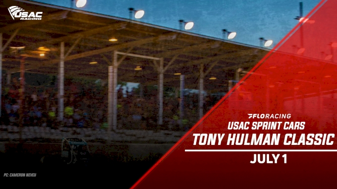 picture of 2020 Terre Haute Action Track | USAC National Sprint Cars