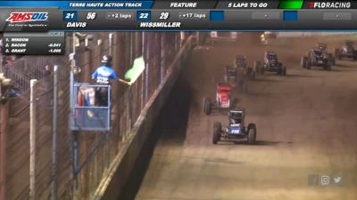 Highlights | USAC Sprints at Terre Haute