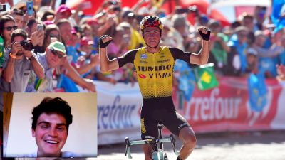 Pro Breakdown: The High-Fiving Kuss Vuelta Victory
