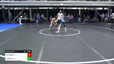 126 lbs Prelims - Stevo Poulin, Journeymen vs Isaias Torres, Grand St Campus