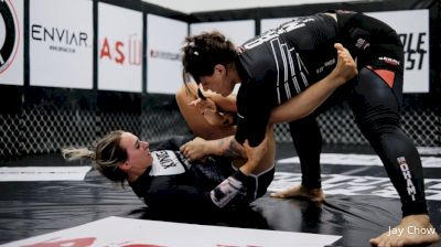 Ffion Davies vs Tayane Porfirio Grapplefest 9