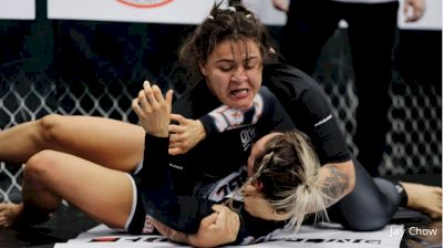 Tayane Porfirio Reflects On Thrilling Match with Ffion Davis