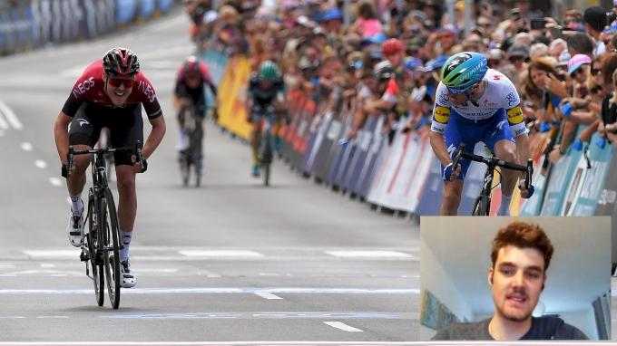 Breakdown: Sivakov's Cadel Evans Race Duel