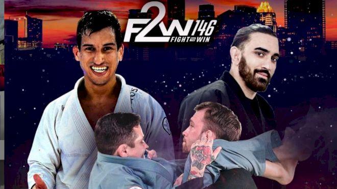 How To Watch Fight To Win 146 Edwin Najmi vs Queixinho