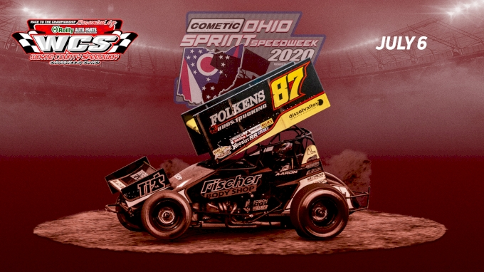 picture of 2020 Ohio Sprint Speedweek at Wayne County | All Star Sprints